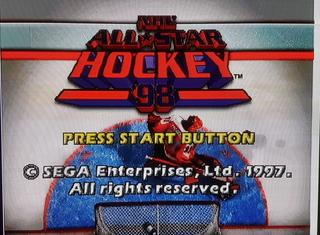 NHL Hockey on Saturn - The Coolest Game on Earth   SEGA SATURN, SHIRO!